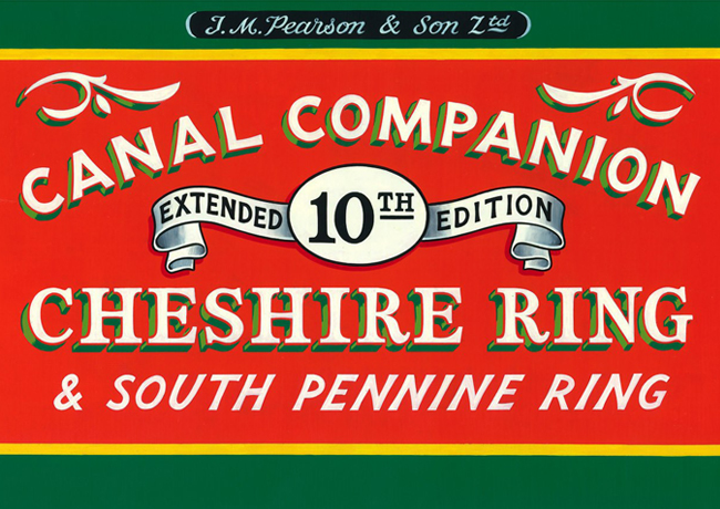 Cheshire Ring - Canal Guidebook