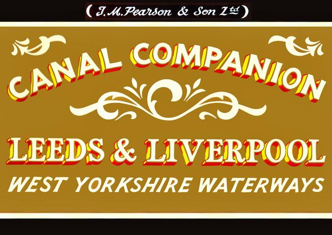 Leeds & Liverpool - Canal Guidebook