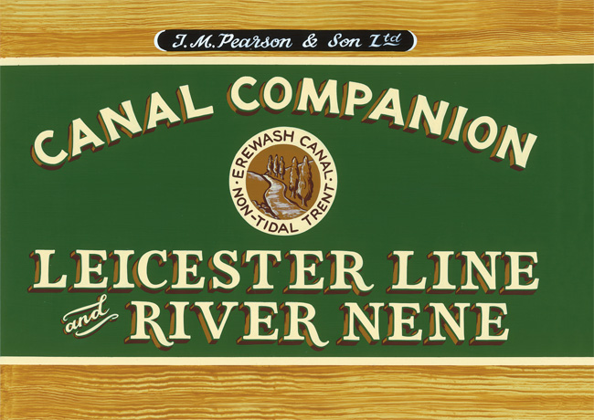 Leicester Line & River Nene - Canal Guidebook