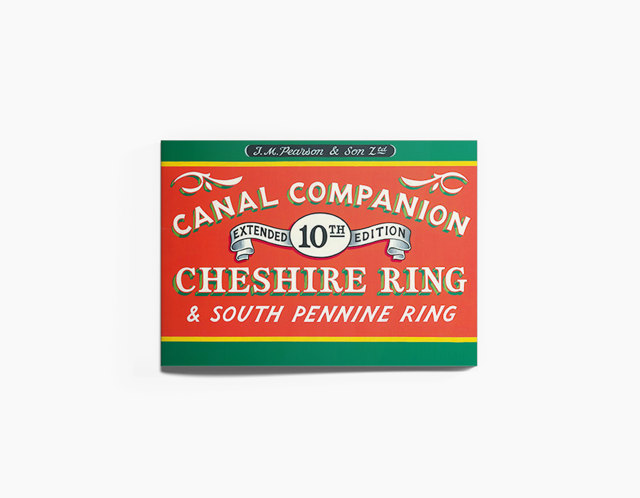 Cheshire Ring Canal Companion Guidebook