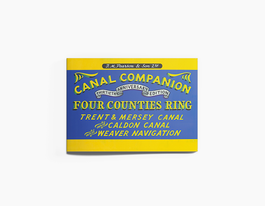Four Counties Ring Canal Companion Guidebook
