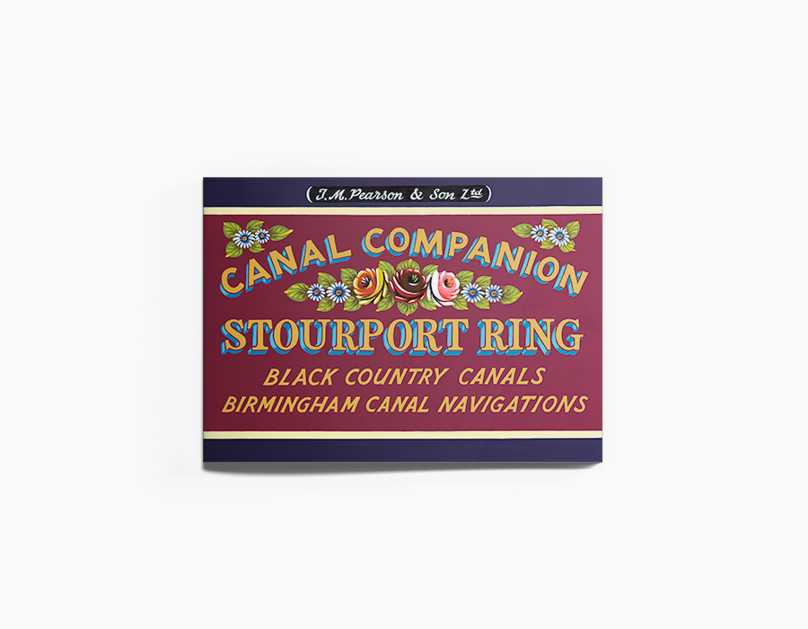 Stourport Ring Canal Companion Guidebook